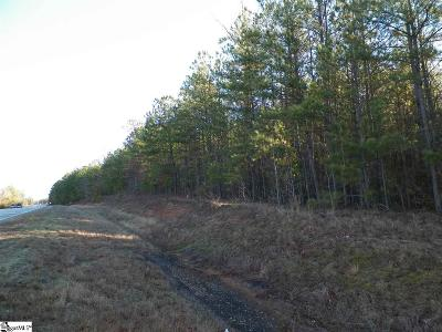 Cross Hill Residential Lots & Land Contingency Contract: Highway 72