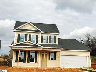 Greenville County Single Family Home Contingency Contract: 29 Howards End