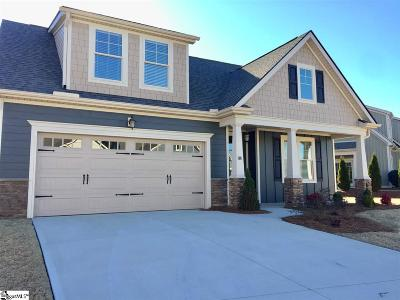Simpsonville Single Family Home For Sale: 308 Belle Oaks