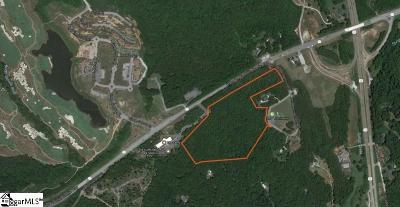 Travelers Rest Residential Lots & Land For Sale: Lima Baptist Church