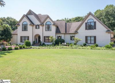 Easley Single Family Home For Sale: 101 McAlister Lake