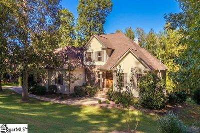 Simpsonville Single Family Home For Sale: 101 Legends