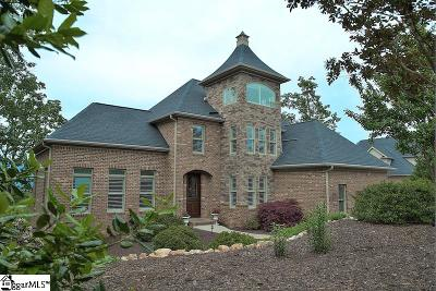 Taylors Single Family Home For Sale: 606 Packs Mountain Ridge