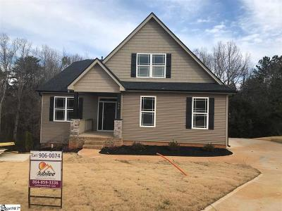 Easley Single Family Home Contingency Contract: 116 Placid Forest