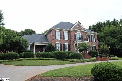 Greenville County Single Family Home Contingency Contract: 105 Antigua