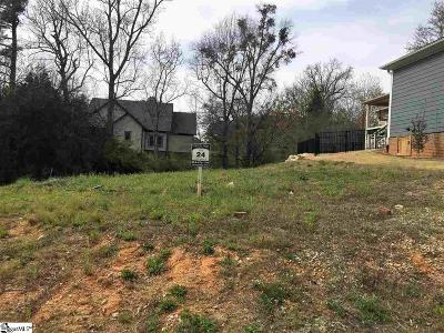 Simpsonville Residential Lots & Land For Sale: 104 Worthington