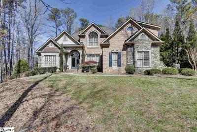 Spartanburg Single Family Home Contingency Contract: 409 Sweetbay