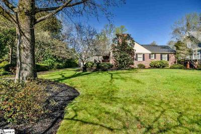 Greenville Single Family Home For Sale: 213 E Avondale