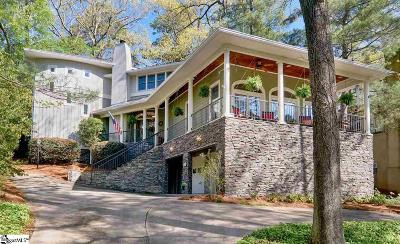 Greenville Single Family Home For Sale: 33 Rock Creek