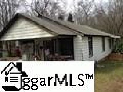 Woodruff Single Family Home For Sale: 344 W Griffith