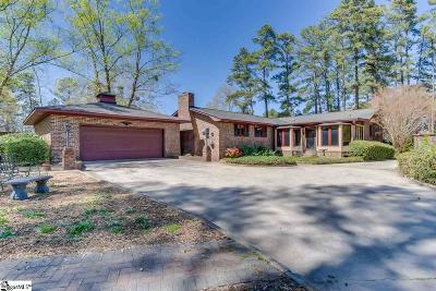 Piedmont Single Family Home For Sale: 101 Pinewood
