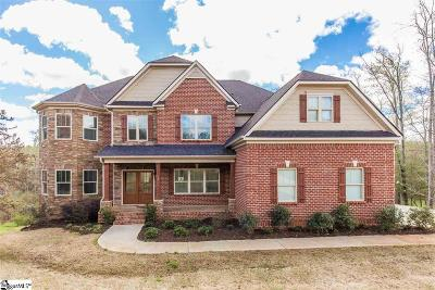 Greer Single Family Home Contingency Contract: 28 Chestnut Springs