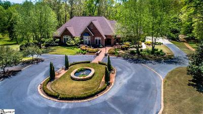 Greenville Single Family Home For Sale: 614 Lancashire