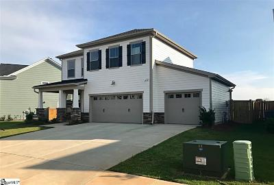 Single Family Home For Sale: 505 Culledon #Lot 127