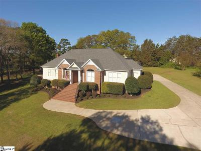 Simpsonville Single Family Home For Sale: 42 Laurenville