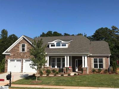 Greenville Single Family Home For Sale: 302 Cannock
