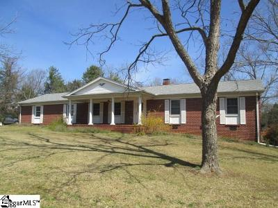 Anderson Single Family Home For Sale: 319 Creamer