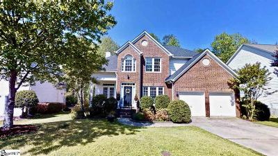 Greenville County Single Family Home For Sale: 6 S Cedarbluff