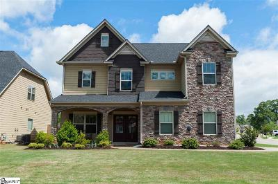 Spartanburg Single Family Home For Sale: 205 N Radcliff
