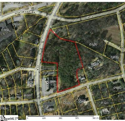 Easley Residential Lots & Land For Sale: North A