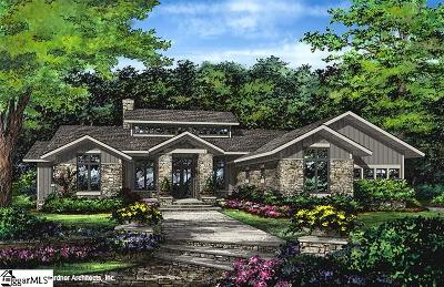 Travelers Rest Single Family Home Contingency Contract: 26 Setting Sun