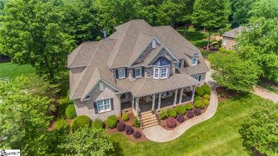 Simpsonville Single Family Home For Sale: 715 Brixton