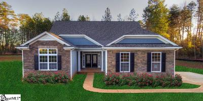 Cottages At Neely Single Family Home Contingency Contract: 236 Evansdale