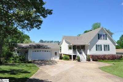 Inman Single Family Home For Sale: 1120 Wilkins