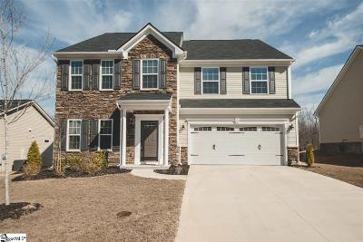 Greenville County Single Family Home Contingency Contract: 340 Kelsey Glen