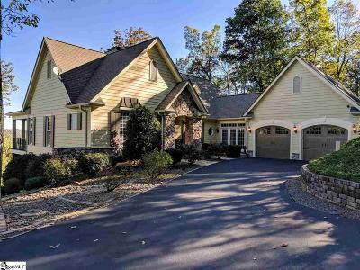 Travelers Rest Single Family Home For Sale: 1 High Laurel