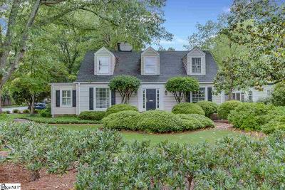 Augusta Road Single Family Home Contingency Contract: 316 Byrd