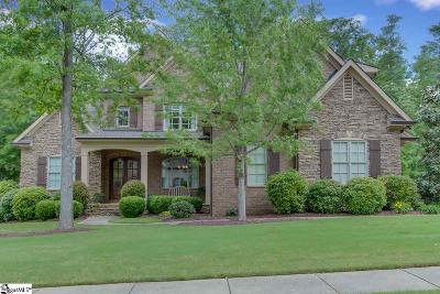 Claremont - Greenville Single Family Home For Sale: 15 Rolleston