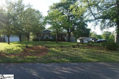 Travelers Rest Single Family Home For Sale: 19 Tolar