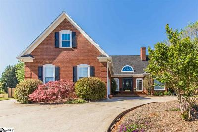 Greer Single Family Home For Sale: 15 Stone Valley