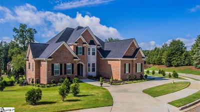 Greenville County Single Family Home For Sale: 40 Paddington
