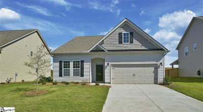 Greer Single Family Home For Sale: 447 Bucklebury