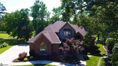 Greenville Single Family Home Contingency Contract: 3 Divot