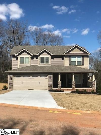 Simpsonville Single Family Home For Sale: 305 Owl