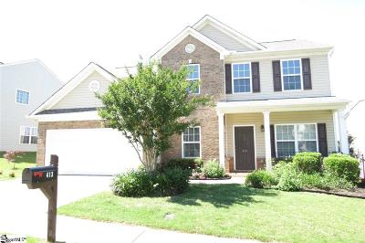 Greer SC Single Family Home Sold: $223,000