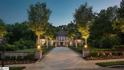 Greenville County Single Family Home Contingency Contract: 19 Norman