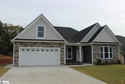 Boiling Springs Single Family Home For Sale: 764 Sterling