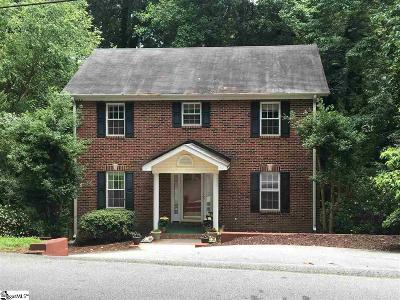 Greenville County Single Family Home For Sale: 105 Devonshire