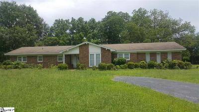 Greenville Single Family Home For Sale: 1132 Miller
