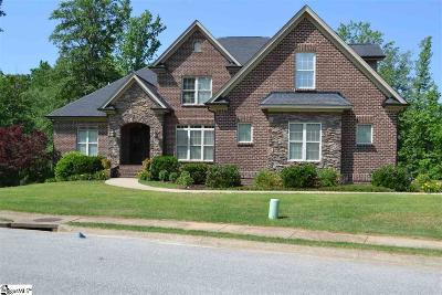 Greer Single Family Home Contingency Contract: 8 Colonel Storrs