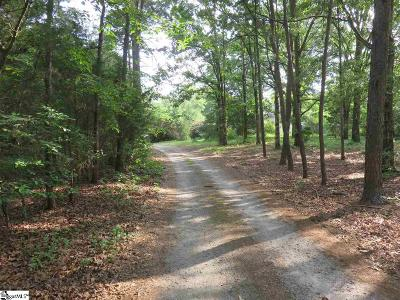 Simpsonville Residential Lots & Land For Sale: 1103 Fairview