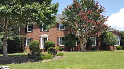 Greer SC Single Family Home For Sale: $265,000