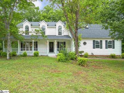 Greenville County Single Family Home For Sale: 100 Wycliffe