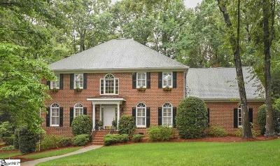 Greer SC Single Family Home Contingency Contract: $559,900