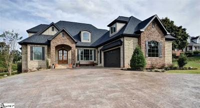 Greer Single Family Home Contingency Contract: 105 Ascot