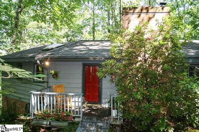 Travelers Rest Single Family Home For Sale: 45 Brooks